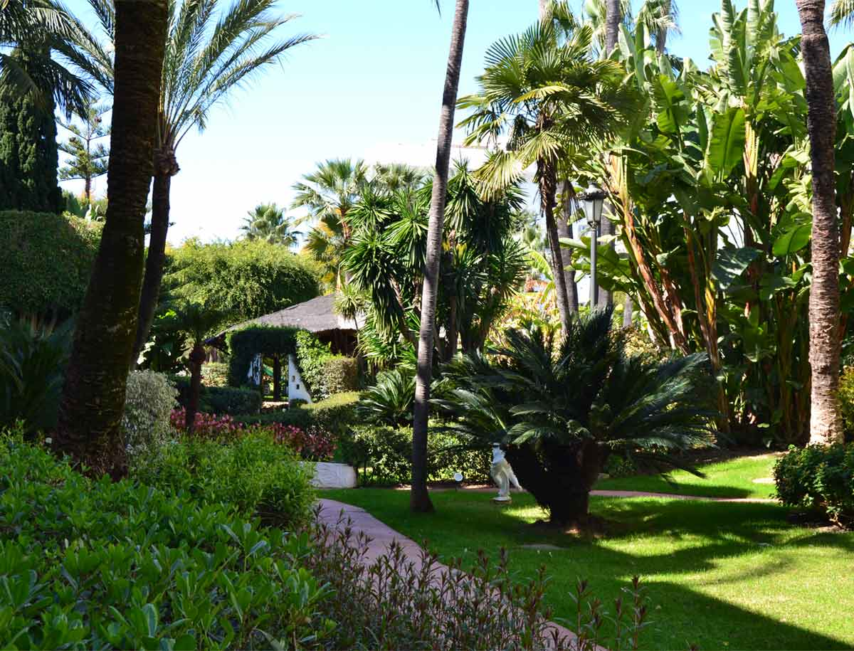 Jardines Second Language Marbella