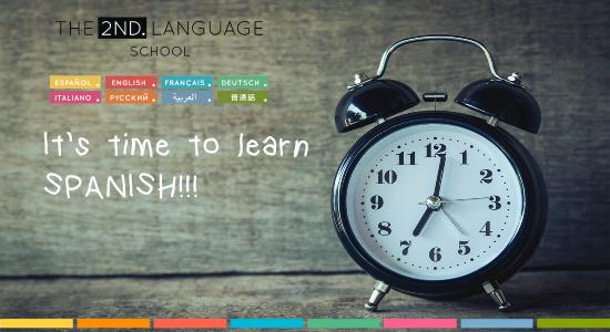 Curso de idiomas en Español