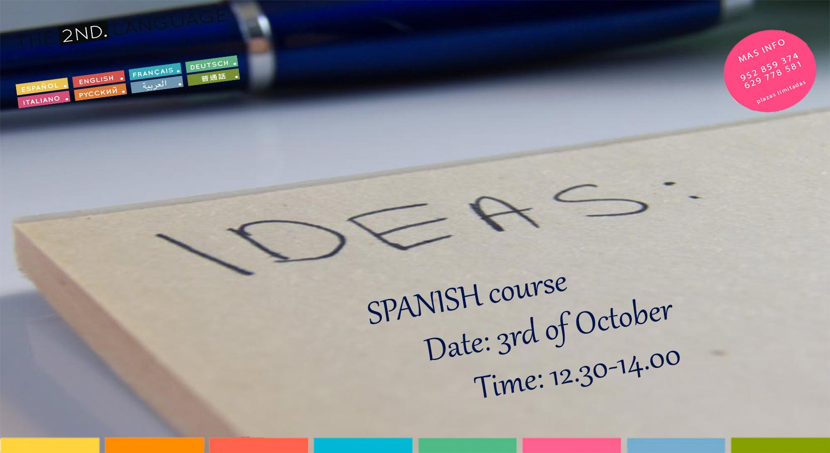new spanish course